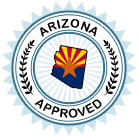 Arizona Approved Seal